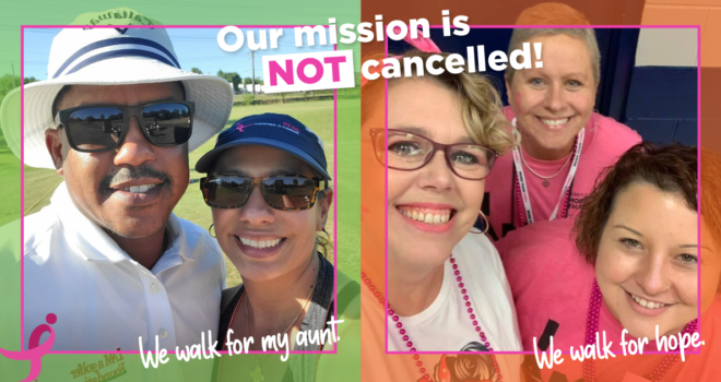 The 2020 Komen Orange County MORE THAN PINK Walk is going Virtual