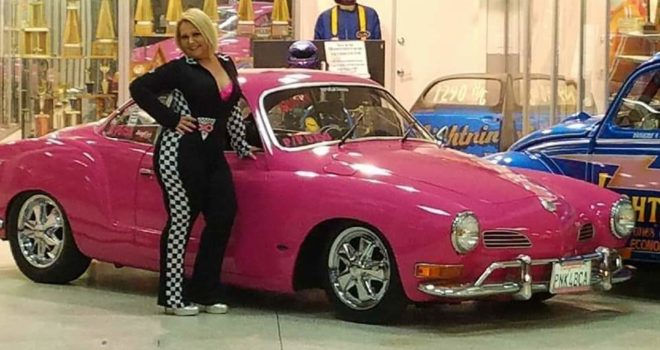 Race Car Driver, Breast Cancer Thriver