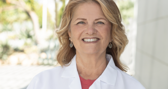 City of Hope Newport Beach nurse practitioner understands her patients' breast cancer journeys—it's one she's been on, too